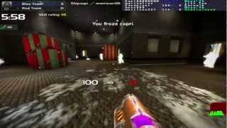 Quake Live instaFreeze iFT (Freeze Tag) Gameplay