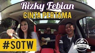 Luna Maya - Rizky Febian, Selebriti On The Way Part #9
