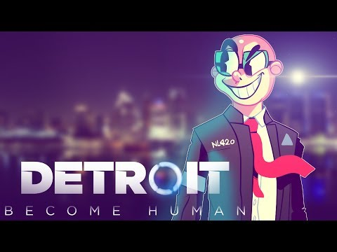Northernlion Plays: Detroit: Become Human [Episode 1] (Twitch VOD)