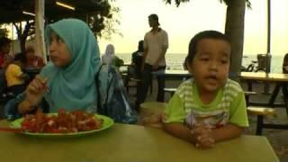 Makan Pasembur Di Padang Kota Penang