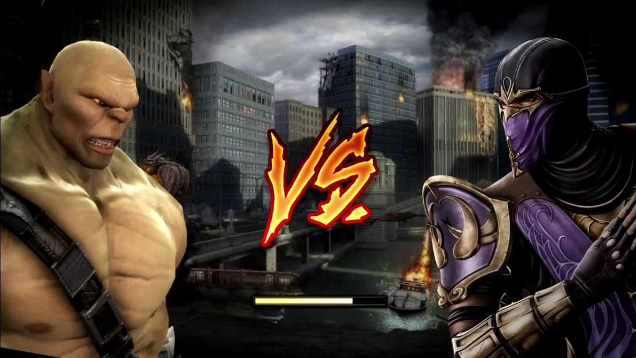 Ultimate Mortal Kombat 3 - играть онлайн