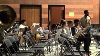 Fat Burger - RHL Jazz Band - Anjelo Gana on Drums