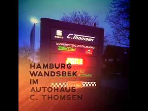 Eröffnung Car-2-Rent Autovermietung Hamburg Wandsbek