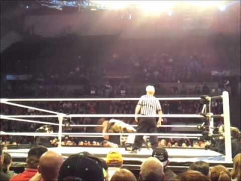 WWE Smackdown Colorado Springs,Co