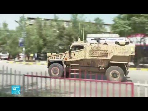 حركة طالبان ترد على ترامب  - 18:55-2019 / 9 / 10