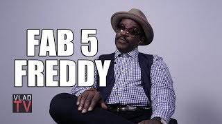 Fab 5 Freddy on Relationships with Jean Michel Basquiat and Keith Haring (Part 2)