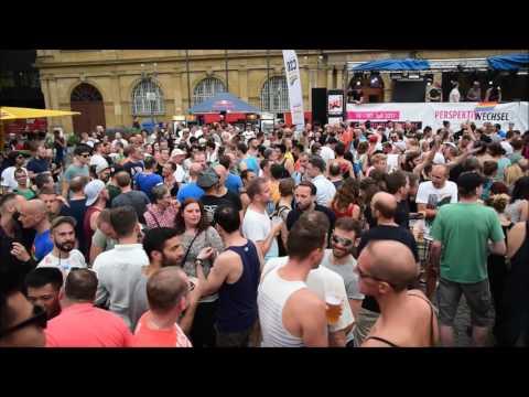 CSD Stuttgart Pride 2017 - Schillerplatz