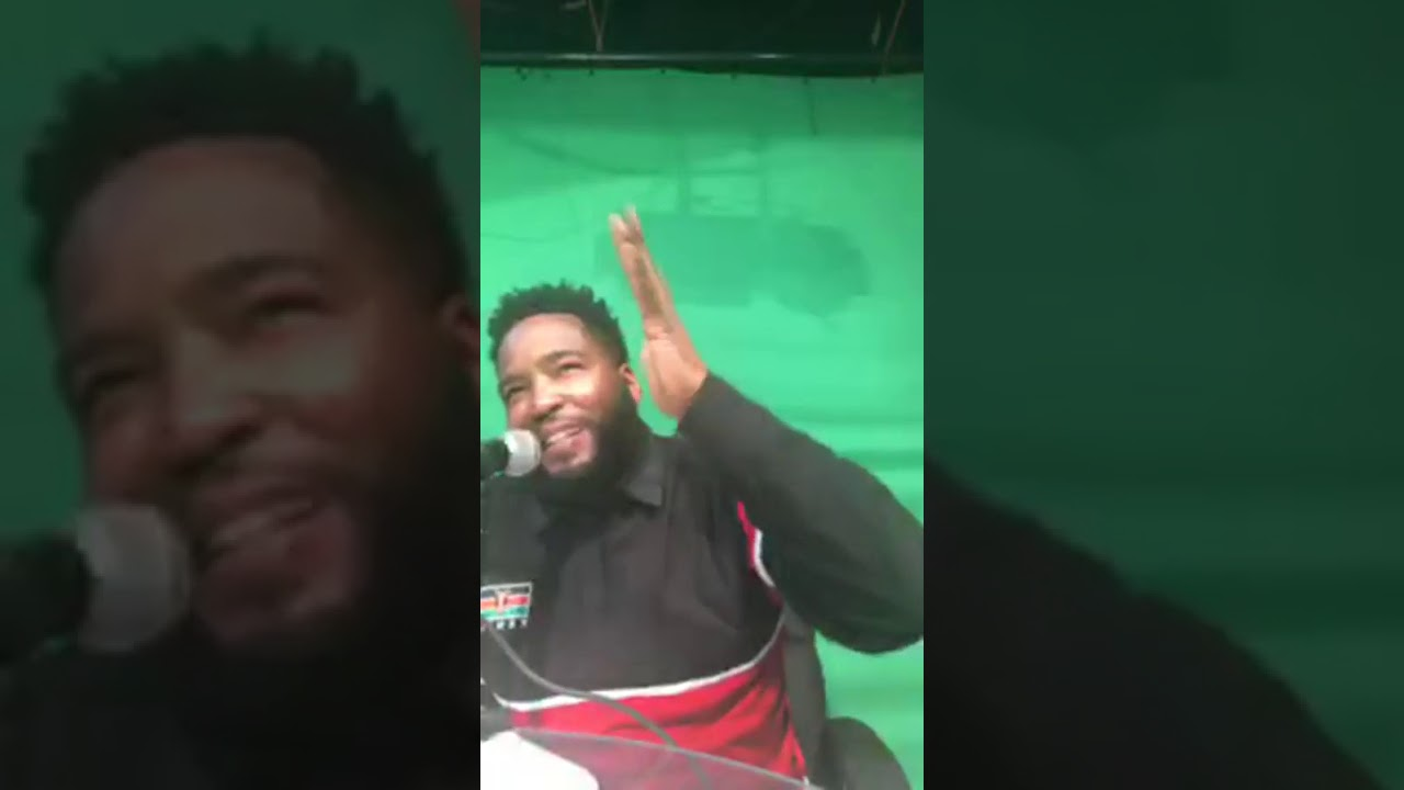 Dr Umar Johnson Part 1 interview with Good Twin Bad Twin