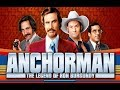 Anchorman Online Slot from Scientific Games