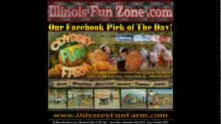 Illinois Pumpkin Farms, Corn Mazes & Orchards