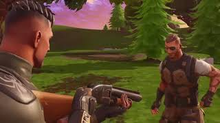 The Story of the Squad Leader | Fortnite Skit