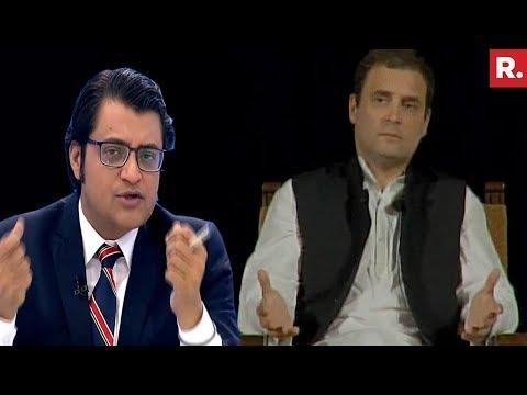 #RahulBacksDynasty:  Did Rahul Gandhi go too far in his political narrative?