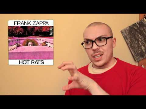 Frank Zappa- Hot Rats ALBUM REVIEW