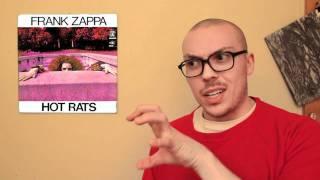 Frank Zappa- Hot Rats ALBUM REVIEW