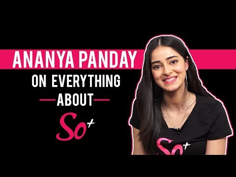 EXCLUSIVE | Ananya Panday on being 'So Positive', social media trolls and more Mp3
