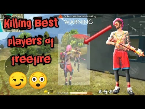 Freefire Best Player Killings!!😲 [TaHir]