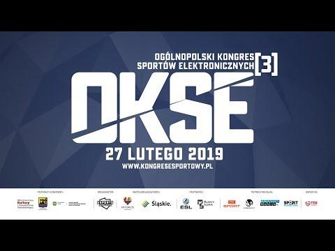 OKSE 2019: Ogólnopolski Kongres Sportów Elektronicznych, III edycja