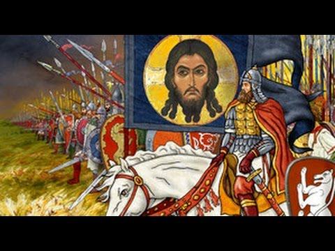 Православный мультфильм пересвет и ослябя о чем