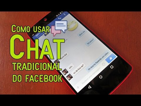 Como usar o chat do Facebook no Android sem baixar o app do Messenger