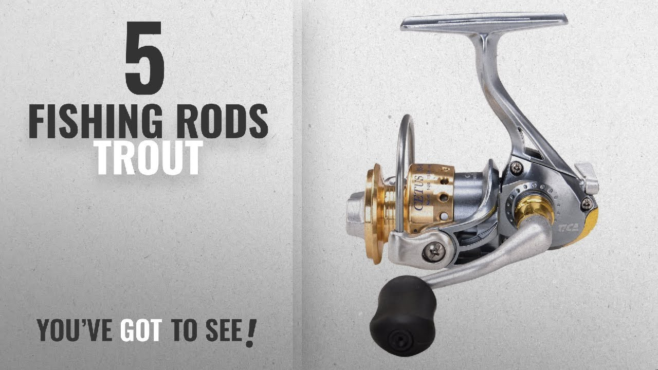NEW TICA SS500 Cetus Trout Fishing Series