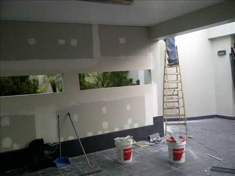 Drywall peru 948612003 oficina 01 7094851 youtube for Figuras en draibol para sala