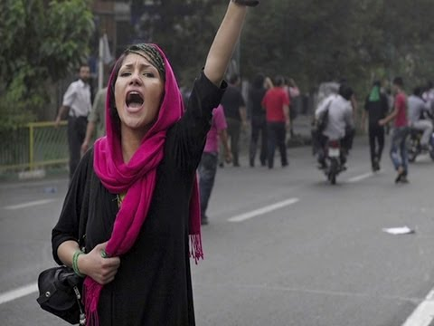 Are Women Iran's Secret Weapon?