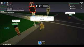 ROBLOX | Mickton Central Level Crossing Malfunction