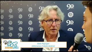 Aldo Papagni in vista della sfida contro il Matera