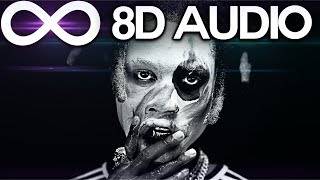 Denzel Curry - SWITCH IT UP   ZWITCH 1T UP 🔊8D AUDIO🔊