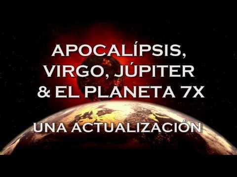 SEP 22-23 2017 - APOCALIPSIS, VIRGO, JUPITER Y EL PLANETA 7X