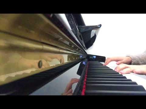 """許廷鏗 Alfred Hui """"無心法師"""" 主題曲 - 記住忘記我 鋼琴版 (Piano cover)"""
