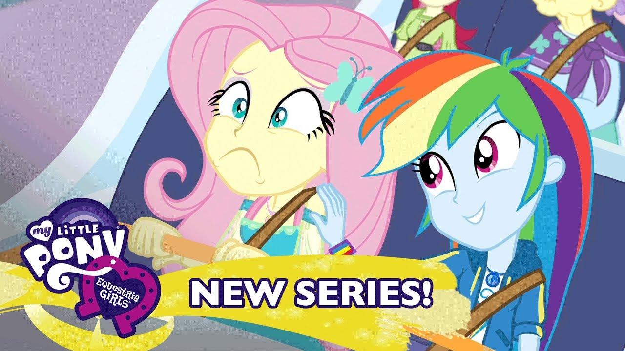 MLP: Equestria Girls - 🍎 Rollercoaster of Friendship ...