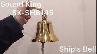 【Ikebe channel】Sound King Ship's Bell【#DS渋谷試奏動画】