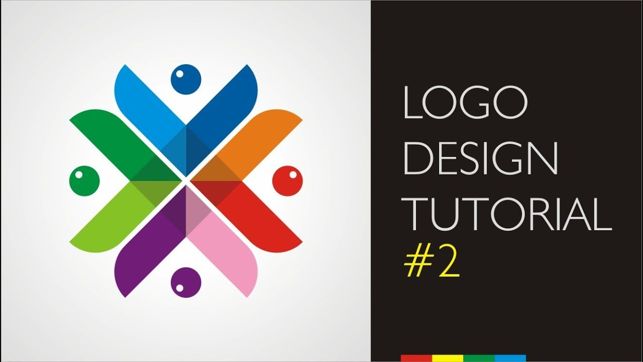 Logo design tutorials - Company logo #2 - YouTube