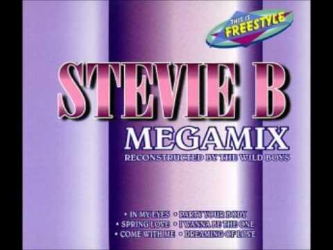 Stevie B - Megamix (Giga Mix)