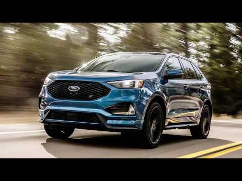 2019 Ford Edge ST Model With 335 HP