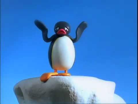 Pingu Makes a Splash.FLV