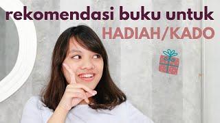 TIPS KASIH BUKU UNTUK HADIAH + REKOMENDASI! | Booktube Indonesia | Graisa
