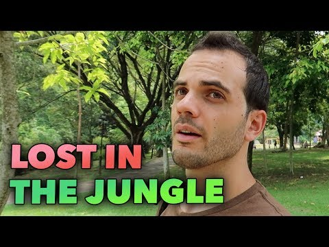 LOST IN THE JUNGLE OF IPOH - MALAYSIA TRAVEL LIFE