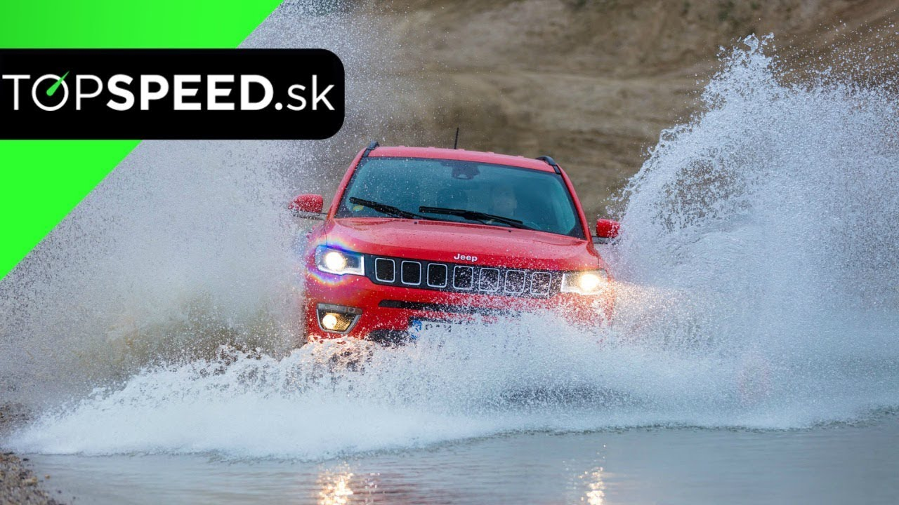 15c192bb7575 Jeep Compass 2.0 MultiJet test - Maroš ČABÁK TOPSPEED.sk - YouTube