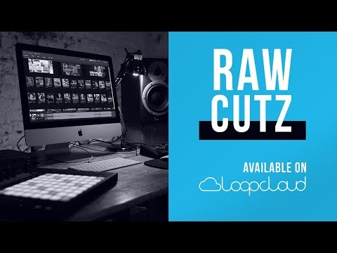 Rawcutz is now on Loopcloud | Hip Hop, Rap, Urban Loops, Samples, Sounds | Free Download