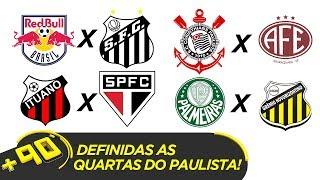 DEF N DAS AS QUARTAS DE F NAL DO PAUL STÃO  MA S90 AO V VO