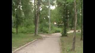 Парк у ДК Химиков (на месте старого кладбища)(, 2012-11-23T07:43:02.000Z)