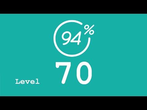 94 Prozent (94%) - Level 70 - Sachen, die man im Kuehlschrank finden kann - Lösung