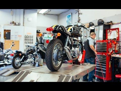 of motorcycle maintenance essay