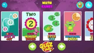 Kids Games Learning Math Basic Level 1