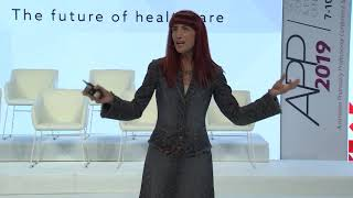Futurist Shara Evans at the Australian Pharmacy Professionals Conference | The Future of Healthcare
