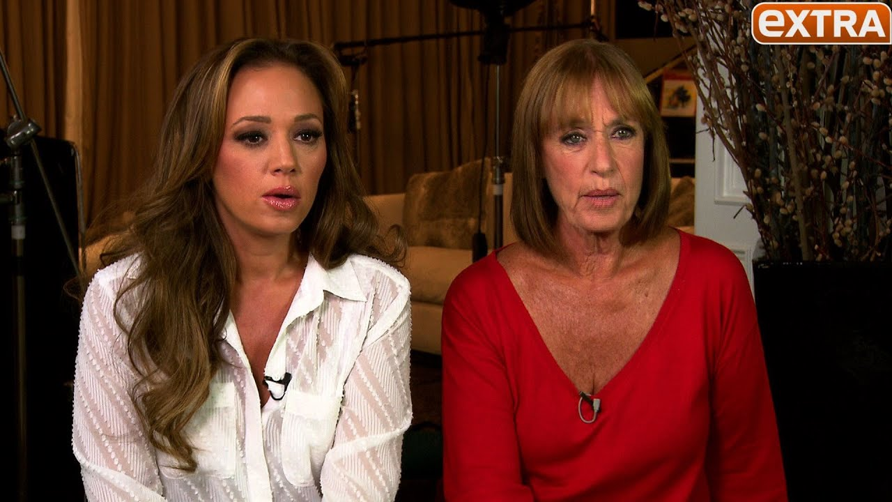 Mother reminis who leah is Leah Remini's