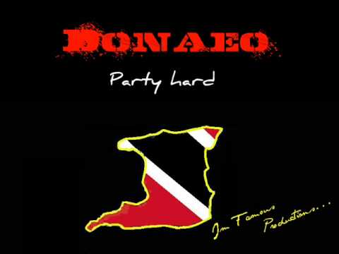 Donaeo- Party Hard