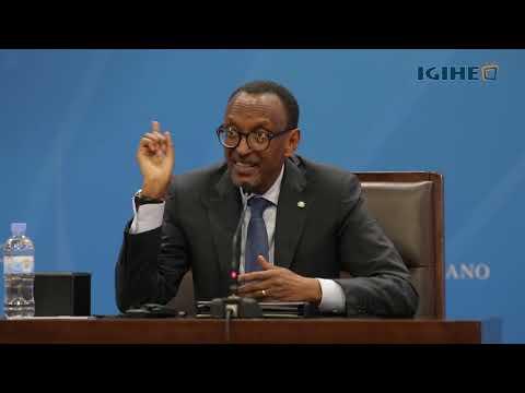 Kagame Yavuze Ku Mubano W'u Rwanda Na Afurika Y'Epfo N'ibitutsi Bishinjwa Nduhungirehe